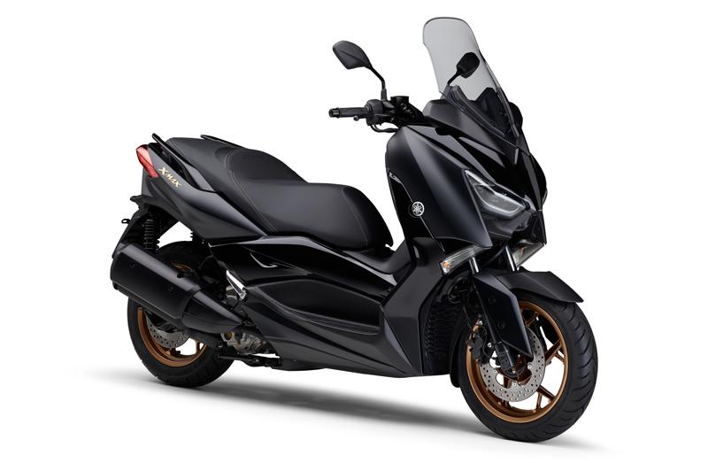 ヤマハ XMAX ABS 2021年モデル 記事3