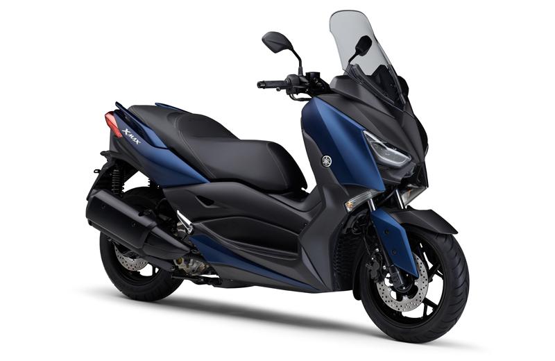 ヤマハ XMAX ABS 2021年モデル 記事4