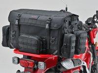 キャンプツーリングに! 自分仕様にカスタマイズできる「キャンプシートバッグシステム」が、2021年6月上旬にデイトナから発売 メイン