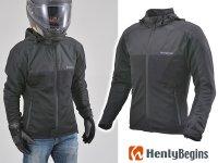 シンプルなデザインのメッシュパーカー「HBJ-059 フィールドメッシュジャケット」がデイトナから発売 メイン