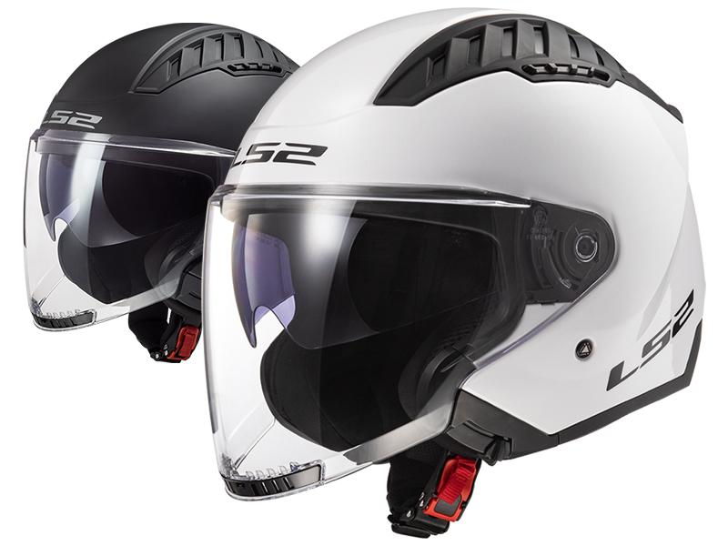 涼しさにこだわったジェットヘルメット! LS2 HELMETS の新製品「COPTER」が発売 メイン