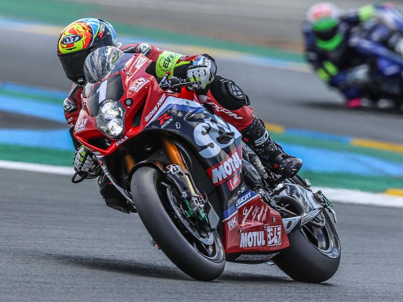 【スズキ】「ヨシムラ SERT Motul」が「ル・マン24時間耐久レース」で優勝 メイン
