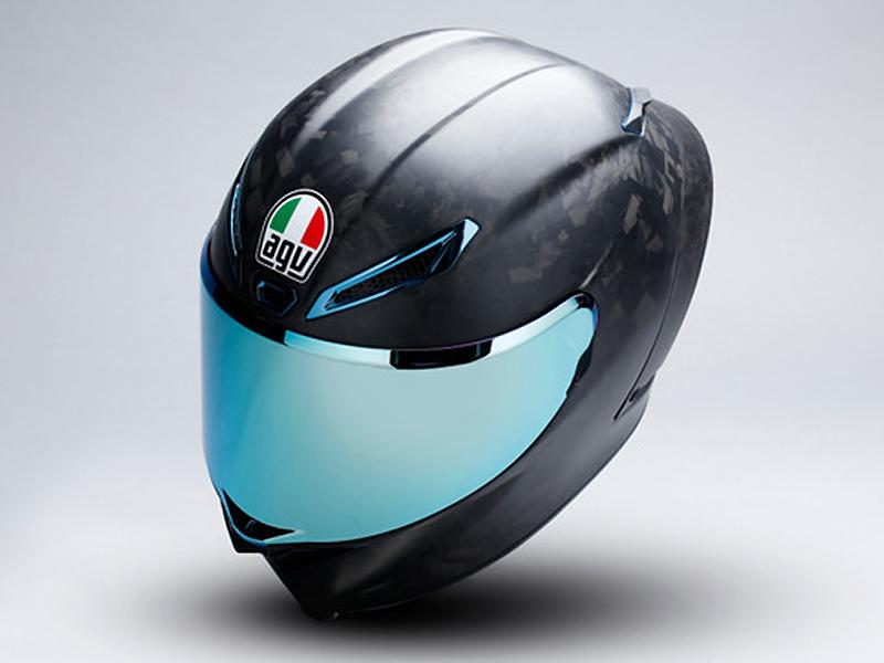 「フォージドカーボン」を採用した AGV 初のヘルメット「PISTA GP RR FUTURO」が登場 メイン
