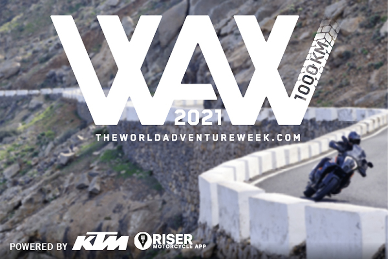 【KTM】抽選でバイクがもらえる!? チャレンジ型イベント「THE WORLD ADVENTURE WEEK」を7/5~11まで開催 メイン