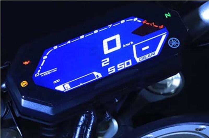 ヤマハ 2021年モデル MT-07 ABS 国内仕様 記事7