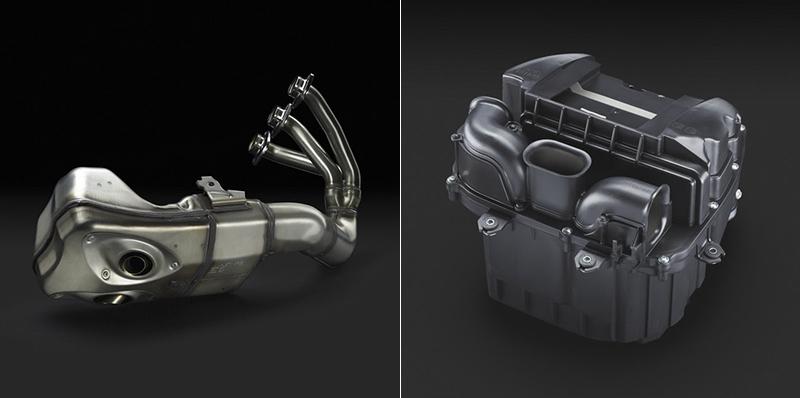 ヤマハ MT-09 ABS MT-09 SP ABS 国内仕様 2021年モデル 記事5