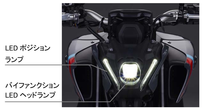 ヤマハ MT-09 ABS MT-09 SP ABS 国内仕様 2021年モデル 記事7