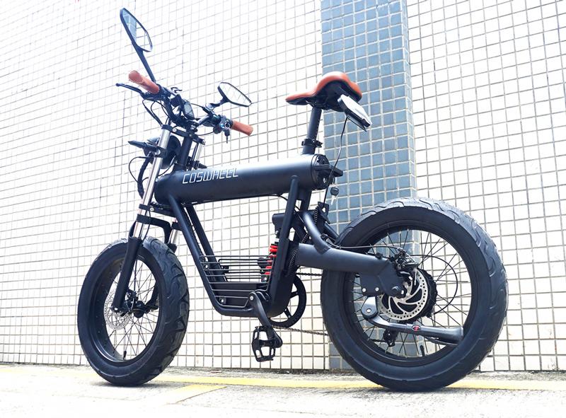 電動バイク COSWHEEL SMART EV 記事1