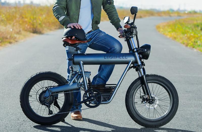 電動バイク COSWHEEL SMART EV 記事3