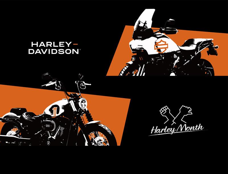 【ハーレー】常設型ライダーイベント「Harley Month」を静岡のバイカーズパラダイス南箱根で7/31まで開催中 記事1
