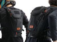ドッペルギャンガーからハイドレーションシステム対応のバックパック「ナローバックパック DBT616-BK」が発売 メイン