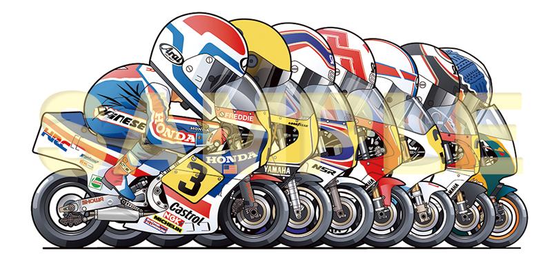 ウィック・ビジュアル・ビューロウから DVD「1983 Grand Prix 総集編(新価格版)」が7/21発売 記事4