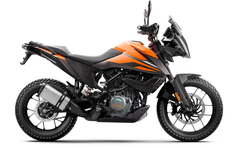 【KTM】MY 2021ストリートモデル6機種の価格を8/1より改定 記事3