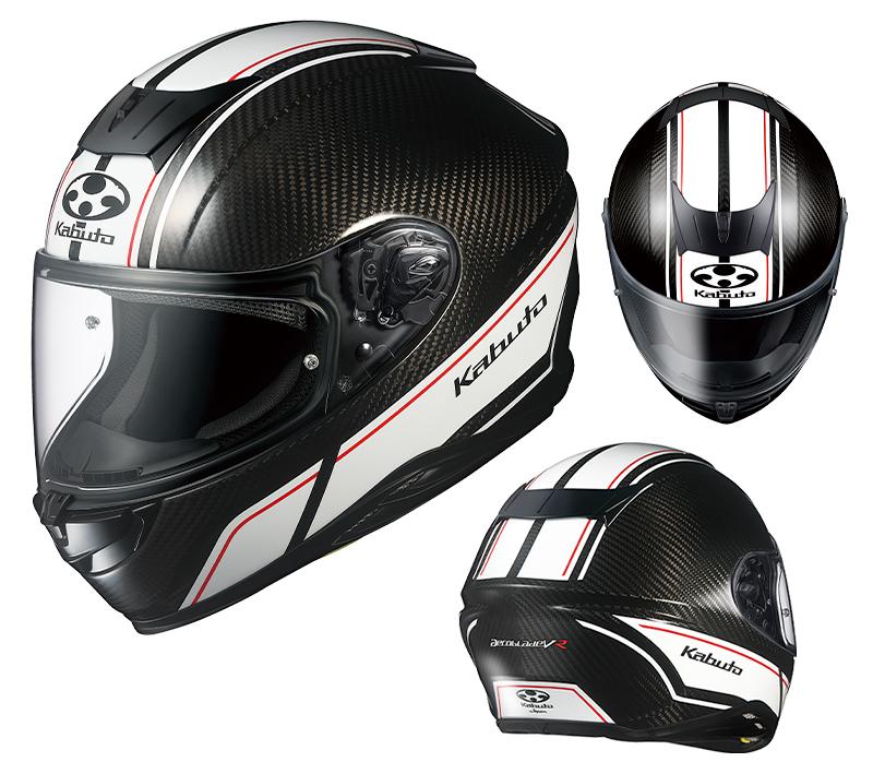 オージーケーカブトのカーボンヘルメット AEROBLADE-5R のグラフィックモデル「AEROBLADE-5R SM-1」が7月下旬発売! 記事1
