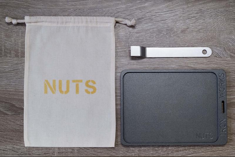 キャンプツーリングにピッタリ! コンパクトなキャンプ用鉄板「NUTS ごくあつ鉄板 FF」シリーズがクラファンに登場 記事8