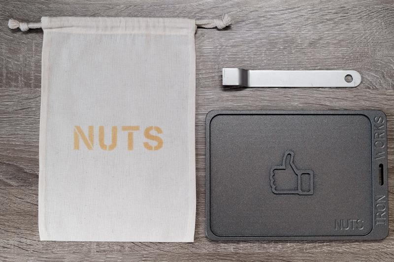 キャンプツーリングにピッタリ! コンパクトなキャンプ用鉄板「NUTS ごくあつ鉄板 FF」シリーズがクラファンに登場 記事9
