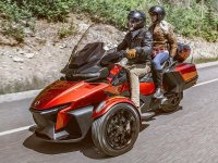 【カンナム】「BRP Can-Am 展示試乗会」を山梨のワーケーションリゾート THE FOREST で7/18に開催 メイン