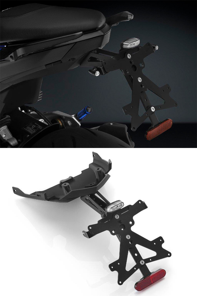 リゾマが BMW「F900R/F900XR」用のカスタムパーツ45アイテムを公開 記事1