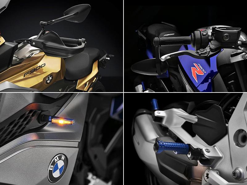 リゾマが BMW「F900R/F900XR」用のカスタムパーツ45アイテムを公開 記事3