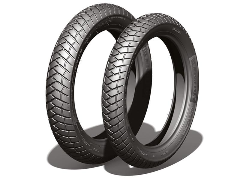 ミシュランからスクーター用タイヤの新製品「MICHELIN ANAKEE STREET」が7/21より順次発売 記事1