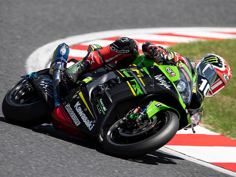 【カワサキ】鈴鹿8耐にファクトリーチーム「Kawasaki Racing Team Suzuka 8H」での参戦を決定 メイン