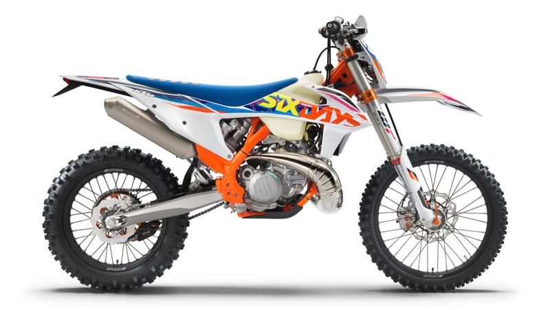 【KTM】さらなるパフォーマンスアップを果たした MY 2022 エンデューロモデル12機種を発表 記事3