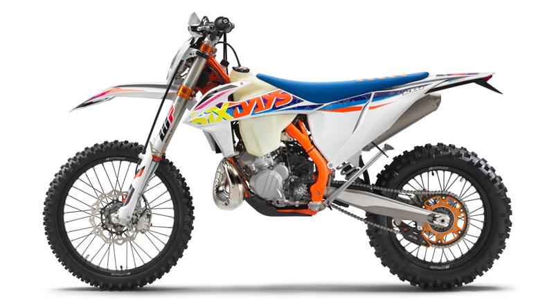 【KTM】さらなるパフォーマンスアップを果たした MY 2022 エンデューロモデル12機種を発表 記事5