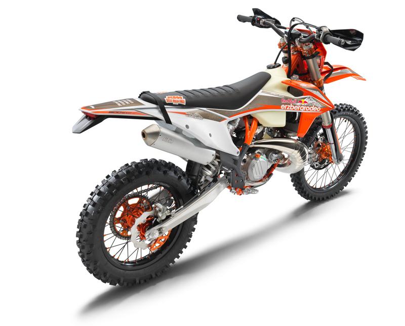 【KTM】さらなるパフォーマンスアップを果たした MY 2022 エンデューロモデル12機種を発表 記事6