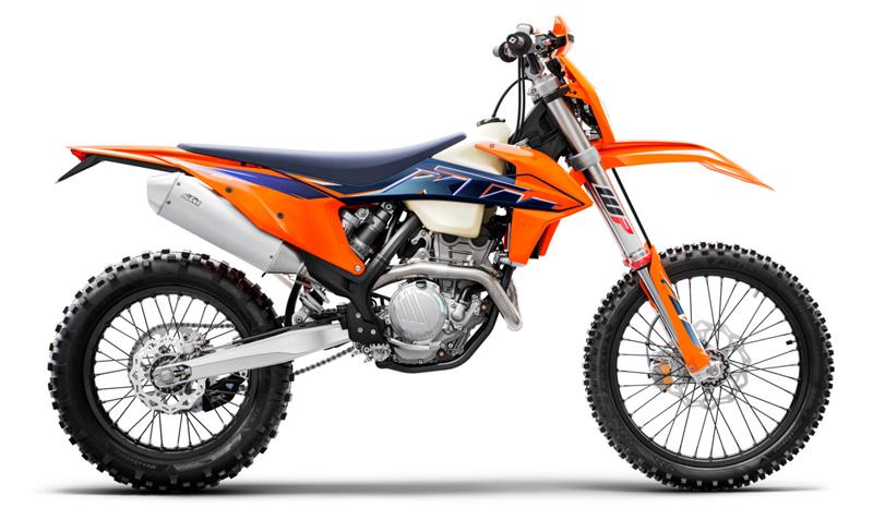 【KTM】さらなるパフォーマンスアップを果たした MY 2022 エンデューロモデル12機種を発表 記事7