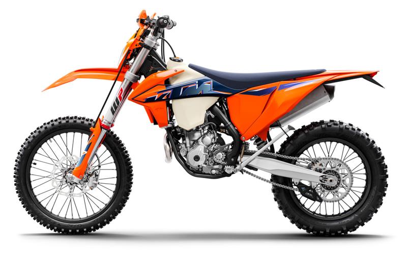 【KTM】さらなるパフォーマンスアップを果たした MY 2022 エンデューロモデル12機種を発表 記事9