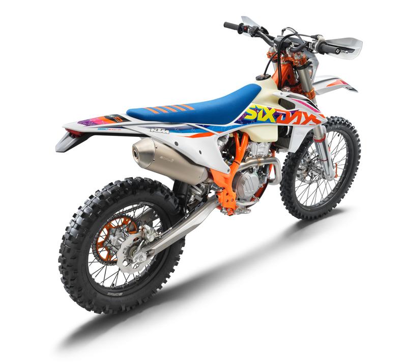 【KTM】さらなるパフォーマンスアップを果たした MY 2022 エンデューロモデル12機種を発表 記事10