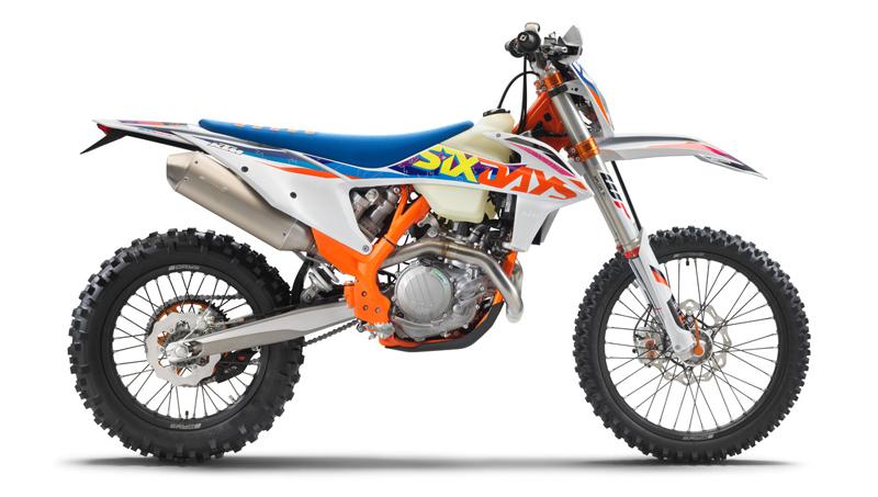 【KTM】さらなるパフォーマンスアップを果たした MY 2022 エンデューロモデル12機種を発表 記事12