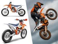 【KTM】MY 2022 モトクロスモデル「SX」シリーズ6機種・クロスカントリーモデル「XC」シリーズ5機種を発表 メイン