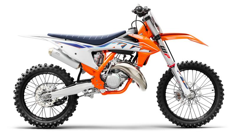 【KTM】MY 2022 モトクロスモデル「SX」シリーズ6機種・クロスカントリーモデル「XC」シリーズ5機種を発表 記事1