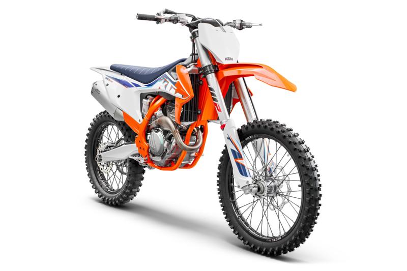 【KTM】MY 2022 モトクロスモデル「SX」シリーズ6機種・クロスカントリーモデル「XC」シリーズ5機種を発表 記事2