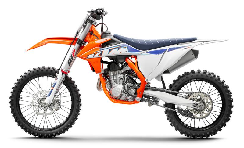 【KTM】MY 2022 モトクロスモデル「SX」シリーズ6機種・クロスカントリーモデル「XC」シリーズ5機種を発表 記事3