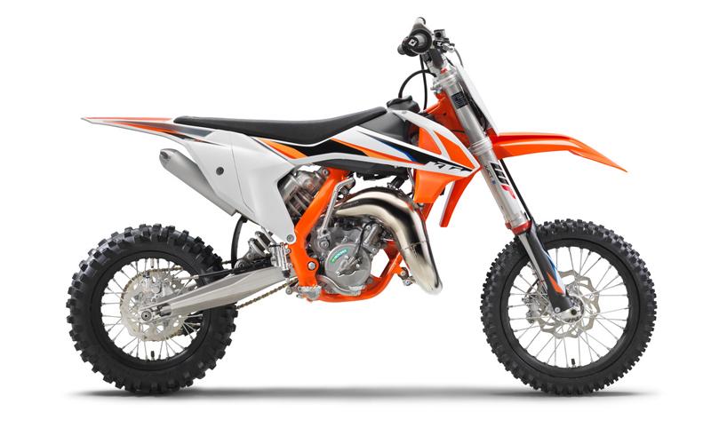 【KTM】MY 2022 モトクロスモデル「SX」シリーズ6機種・クロスカントリーモデル「XC」シリーズ5機種を発表 記事5