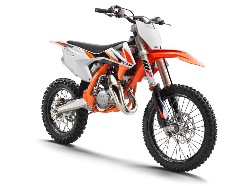 【KTM】MY 2022 モトクロスモデル「SX」シリーズ6機種・クロスカントリーモデル「XC」シリーズ5機種を発表 記事6