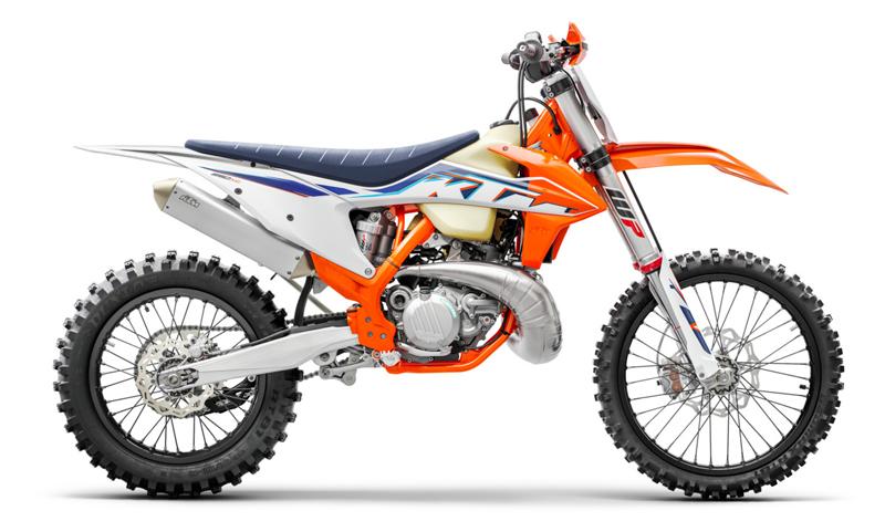 【KTM】MY 2022 モトクロスモデル「SX」シリーズ6機種・クロスカントリーモデル「XC」シリーズ5機種を発表 記事7
