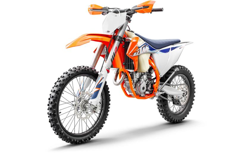 【KTM】MY 2022 モトクロスモデル「SX」シリーズ6機種・クロスカントリーモデル「XC」シリーズ5機種を発表 記事9