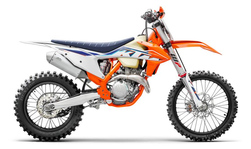 【KTM】MY 2022 モトクロスモデル「SX」シリーズ6機種・クロスカントリーモデル「XC」シリーズ5機種を発表 記事10