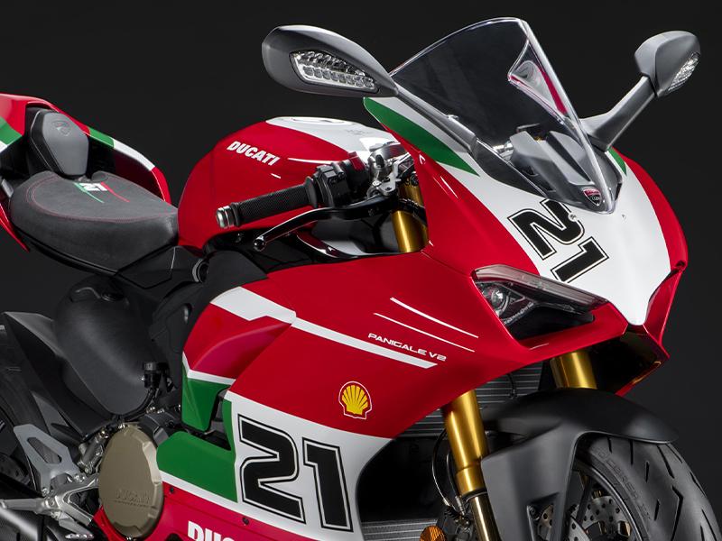 ドゥカティ パニガーレV2 ベイリス1stチャンピオンシップ20周年記念モデル メイン