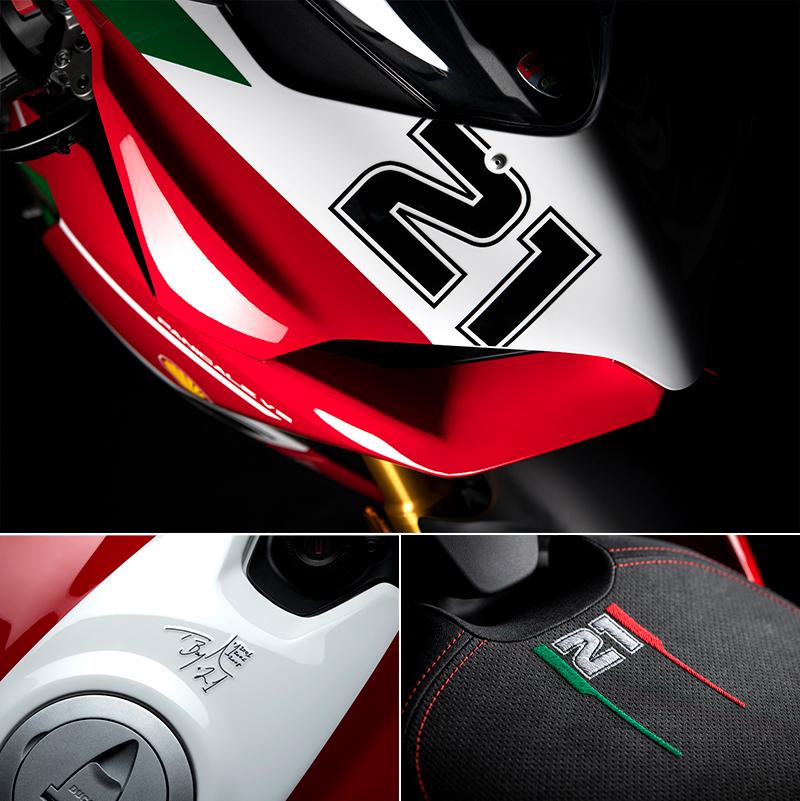ドゥカティ パニガーレV2 ベイリス1stチャンピオンシップ20周年記念モデル 記事3