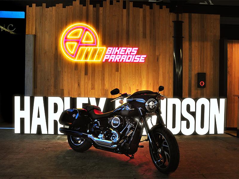 【ハーレー】バイカーズパラダイス南箱根で開催中の「Harley Month」が9/5まで延長に! メイン