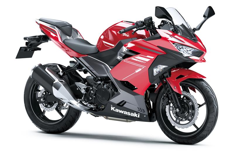 【カワサキ】「Ninja ZX-25R」「Ninja 400/250」「Z400/250」に新グラフィックを採用! 記事10