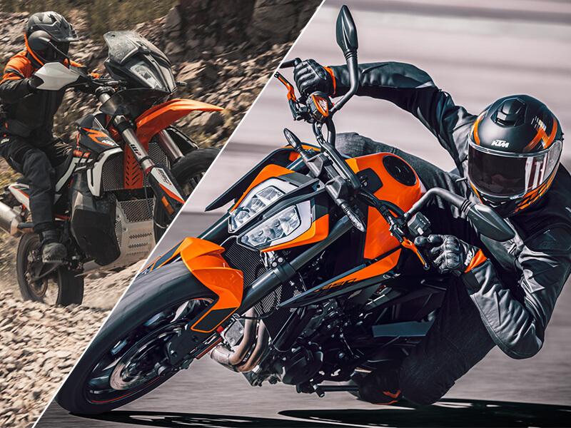 【KTM】2021年上半期の販売台数において新記録を樹立 メイン