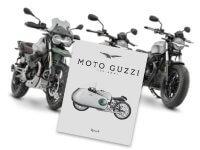 【モトグッツィ】100周年記念ブックレット「モト・グッツィ100 ANNI」プレゼントキャンペーンを実施中 メイン
