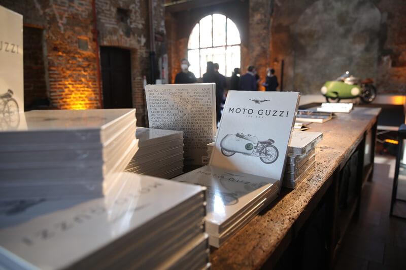 【モトグッツィ】100周年記念ブックレット「モト・グッツィ100 ANNI」プレゼントキャンペーンを実施中 記事1