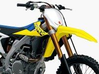 スズキ RM-Z250 RM-Z450 2022年モデル 記事1