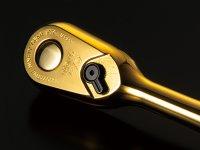 黄金の輝きをまとう至高のハンドツール! KTC が数量限定で nepros「iP ゴールドシリーズ」を発売 サムネイル